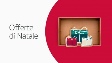 Le Offerte di Natale di Amazon proseguono con la Connected Week