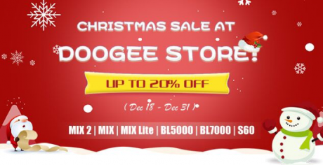 Doogee sale