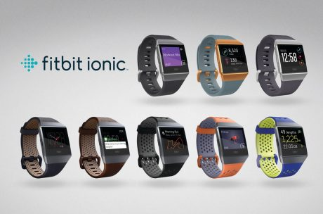 Fitbit Ionic Family LIneup 0