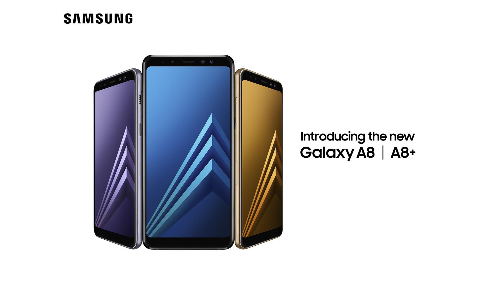Самсунг а5 2018 как сделать фото в контакте