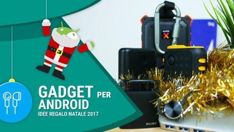 Idee regalo Natale 2017 |  i migliori accessori per smartphone