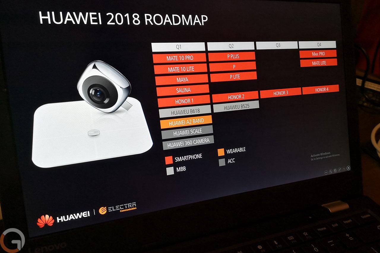 Il presunto design Huawei P11 Lite svelato da alcune immagini