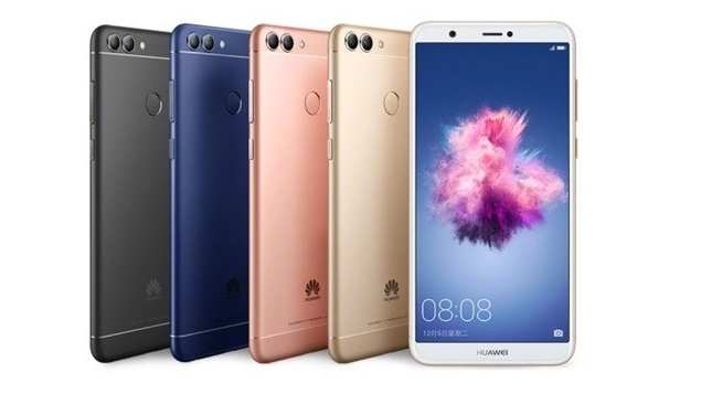 Huawei Enjoy 7S: specifiche e foto ufficiali