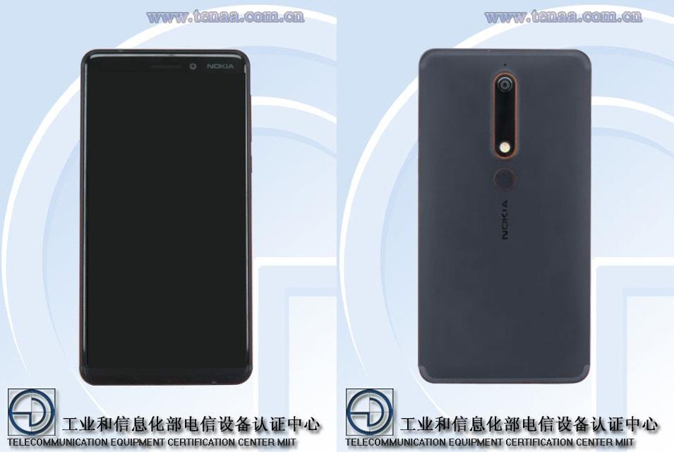 Nokia 6 2018, lo smartphone di fascia media avrà due varianti