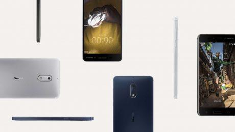 Nokia 6 Devices