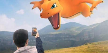 Pokémon GO Realtà Aumentata