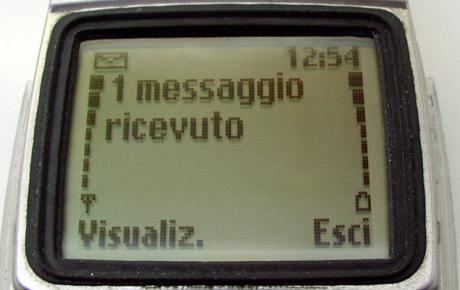 SMS copertina