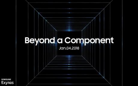 Samsung Exynos 9810 promo