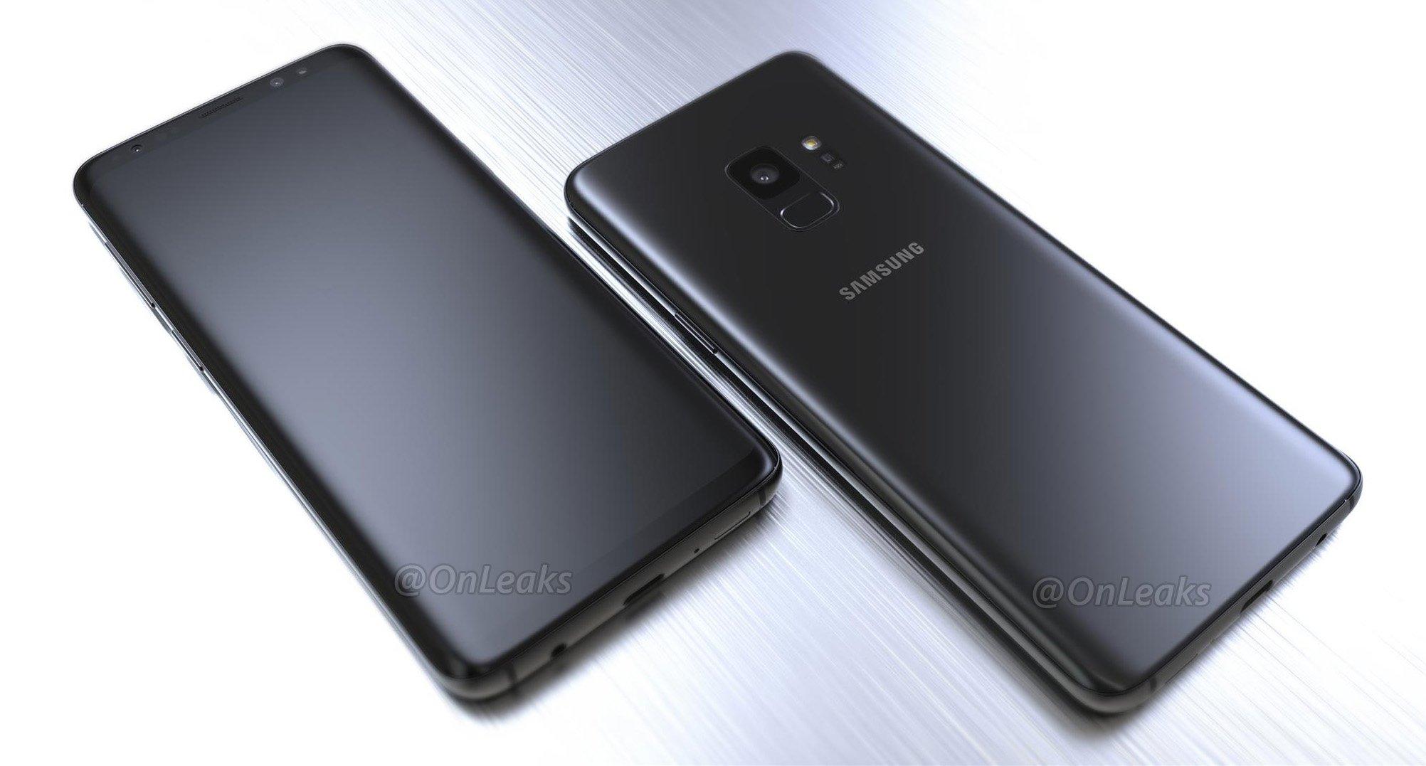 Galaxy S9: prime indiscrezioni sulla capacità della batteria