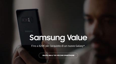 Samsung Value copertina