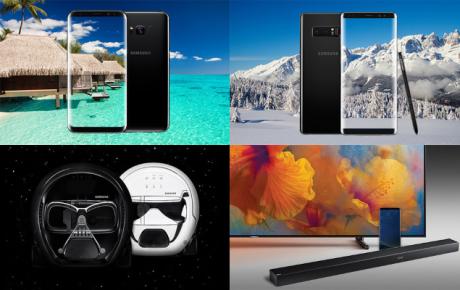 Samsung Xmas Giftie 1