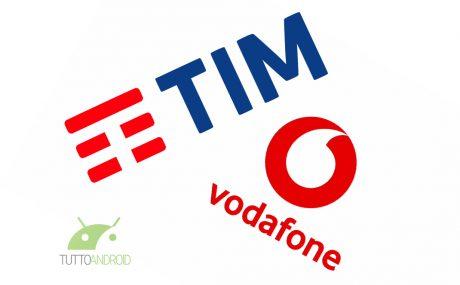 TIM Vodafone logo
