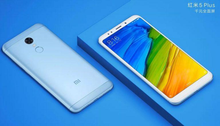 Xiaomi Redmi 5 e 5 Plus: scheda tecnica e prezzo