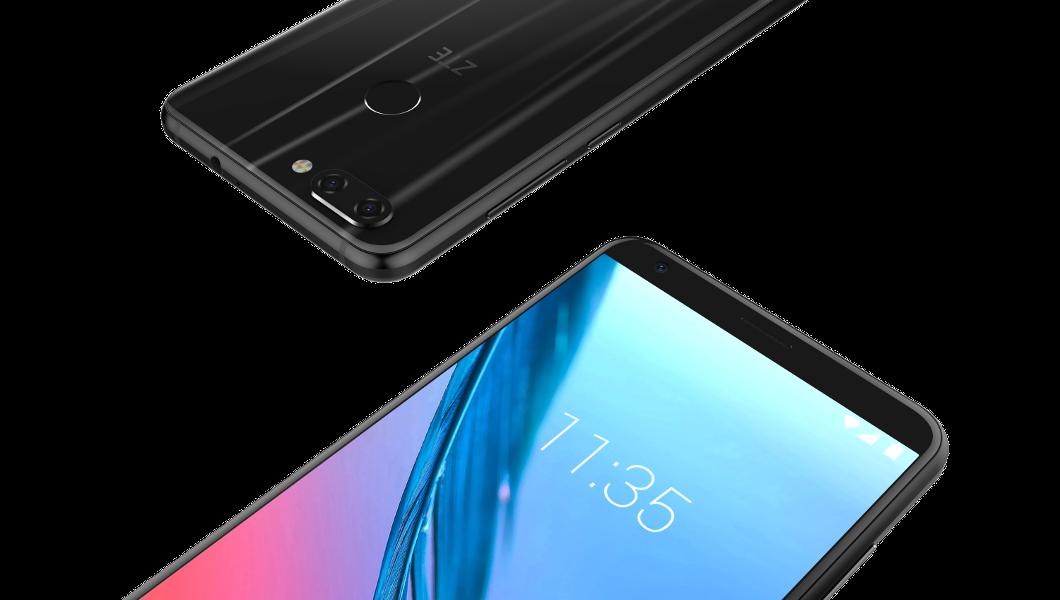 Svelato lo ZTE Blade V9 con display 18:9 e Android 8.0 ...