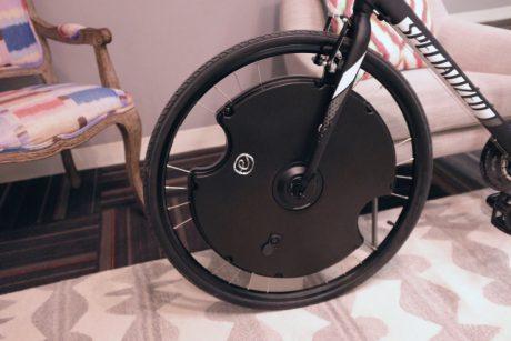 Electronwheel