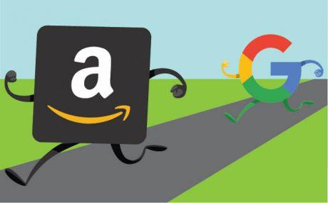 Amazon supera Alphabet e diventa la seconda azienda di maggi