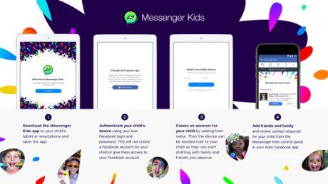 Kids messenger