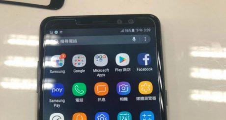 Samsung galaxy s8 leak 1