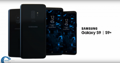 Samsung galaxy s9 video concept