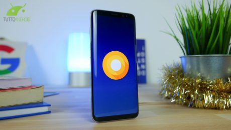 Il roll out di Android 8.0 Oreo per Samsung Galaxy S8 ripren