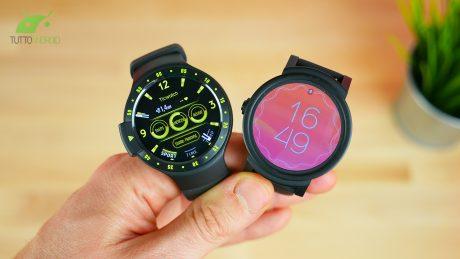 Gli smartwatch Ticwatch E, S e Pro scontati fino al 40% per