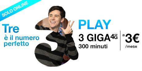 Tre italia play digital