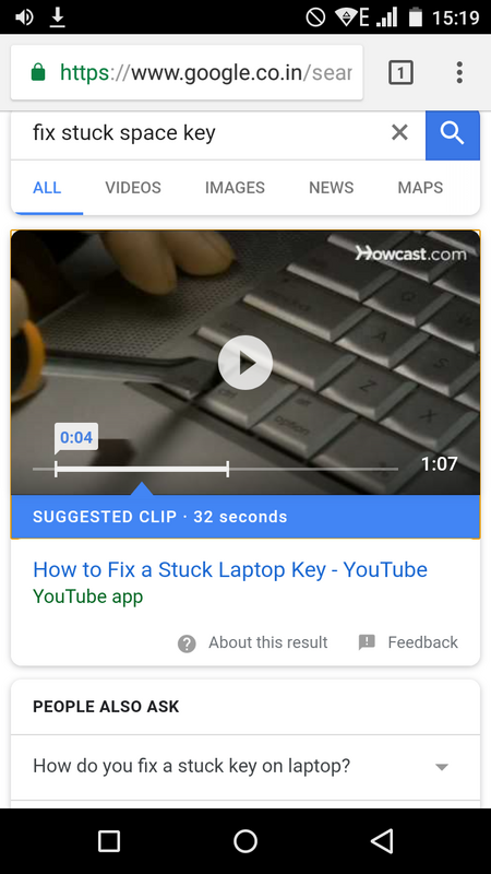 spezzoni video youtube