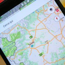 google maps torino