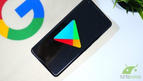 Google regala 2 euro di credito sul Play Store ad alcuni ute