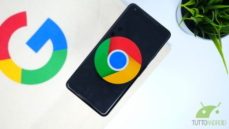 Google sta testando le risposte rapide in Chrome per Android