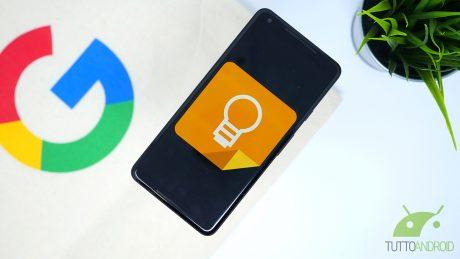 Le liste della spesa di Google Assistant potranno di nuovo e