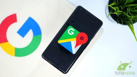 Google Maps si veste a nuovo con il Material Design