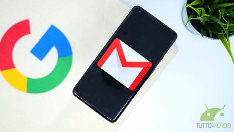 Alcuni utenti Gmail vittime di spam