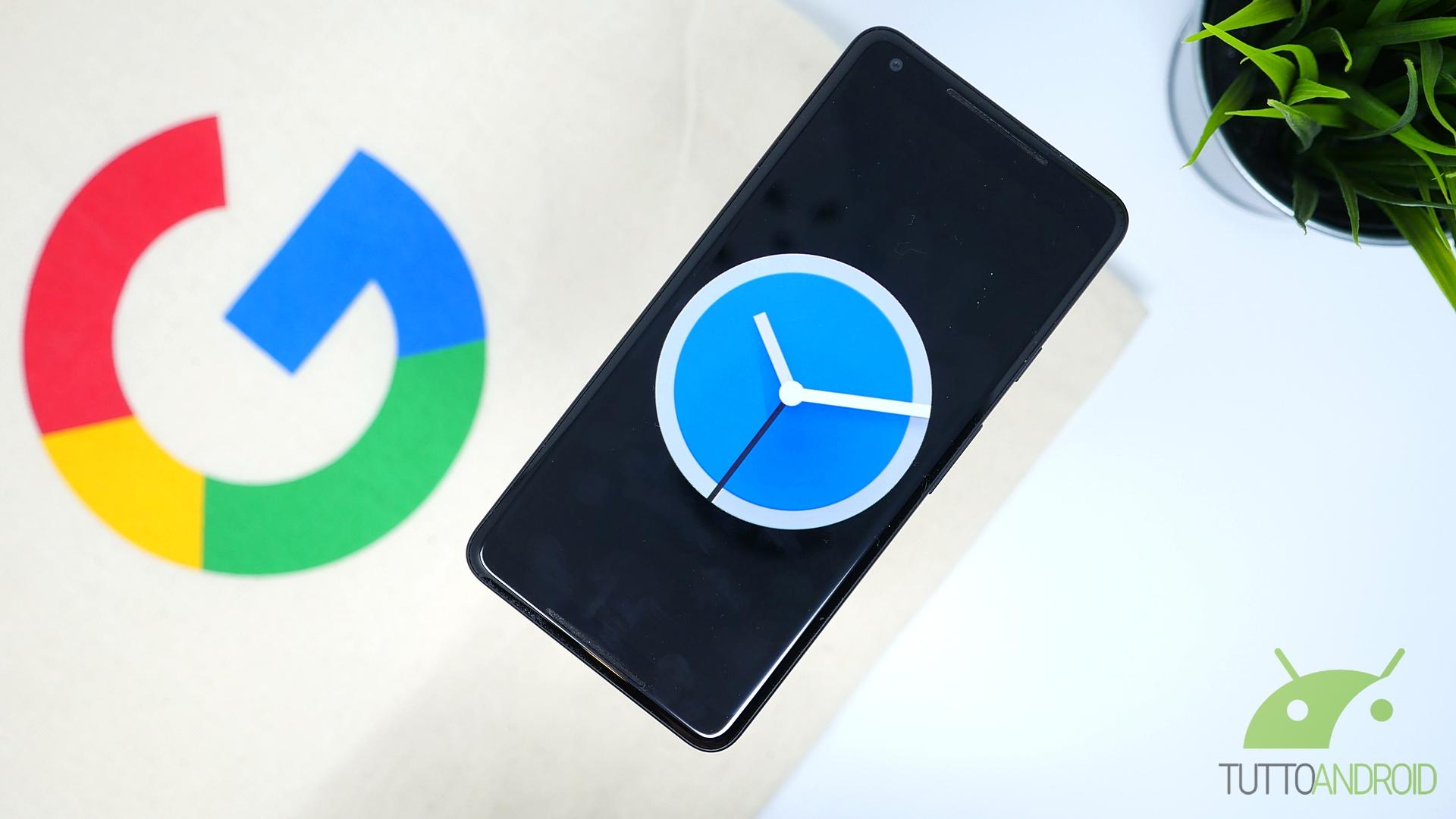 Google Orologio, Android Auto e Wear OS si aggiornano: pront