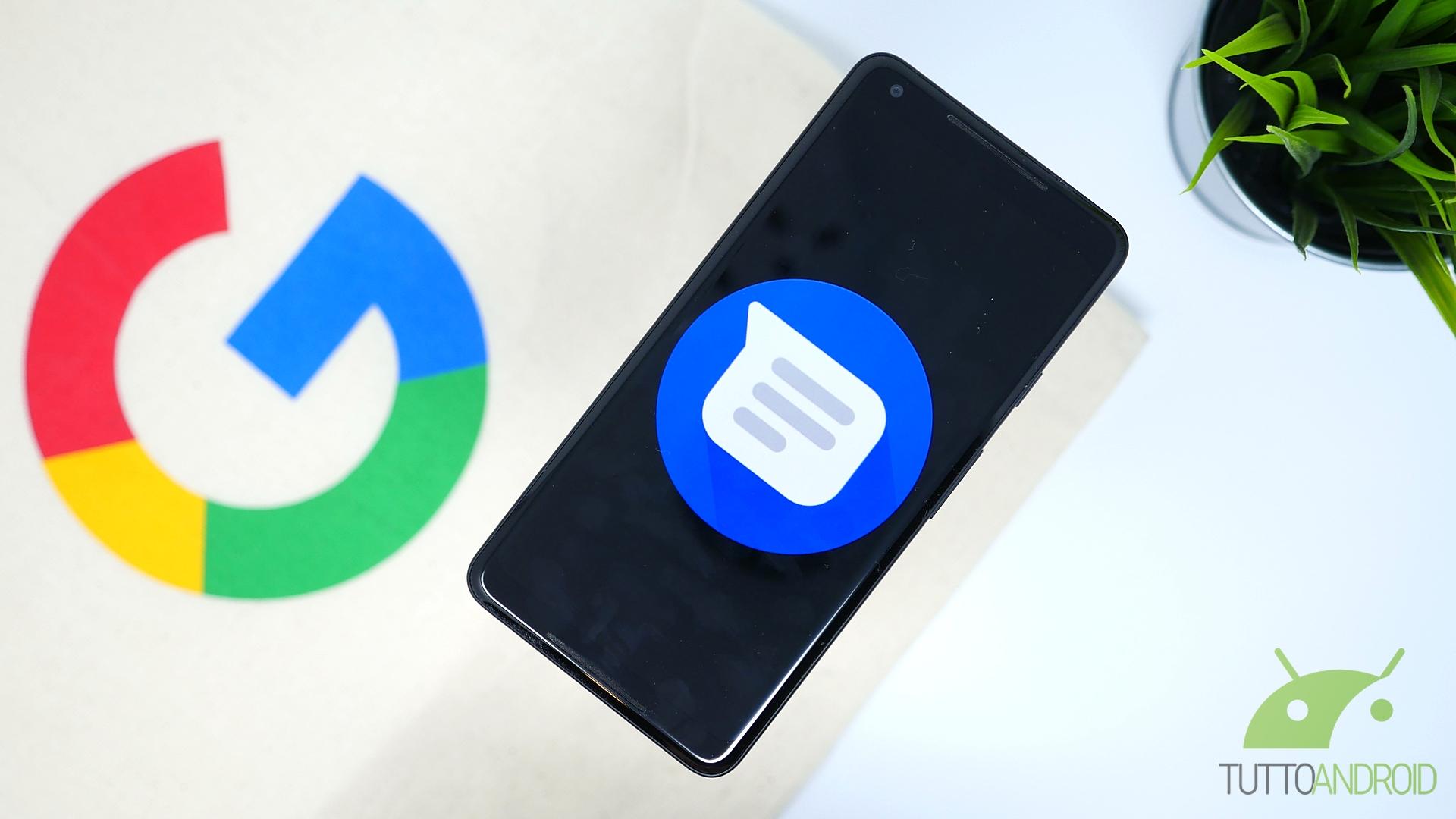 Google Messaggi e Gboard si preparano ad accogliere sempre p