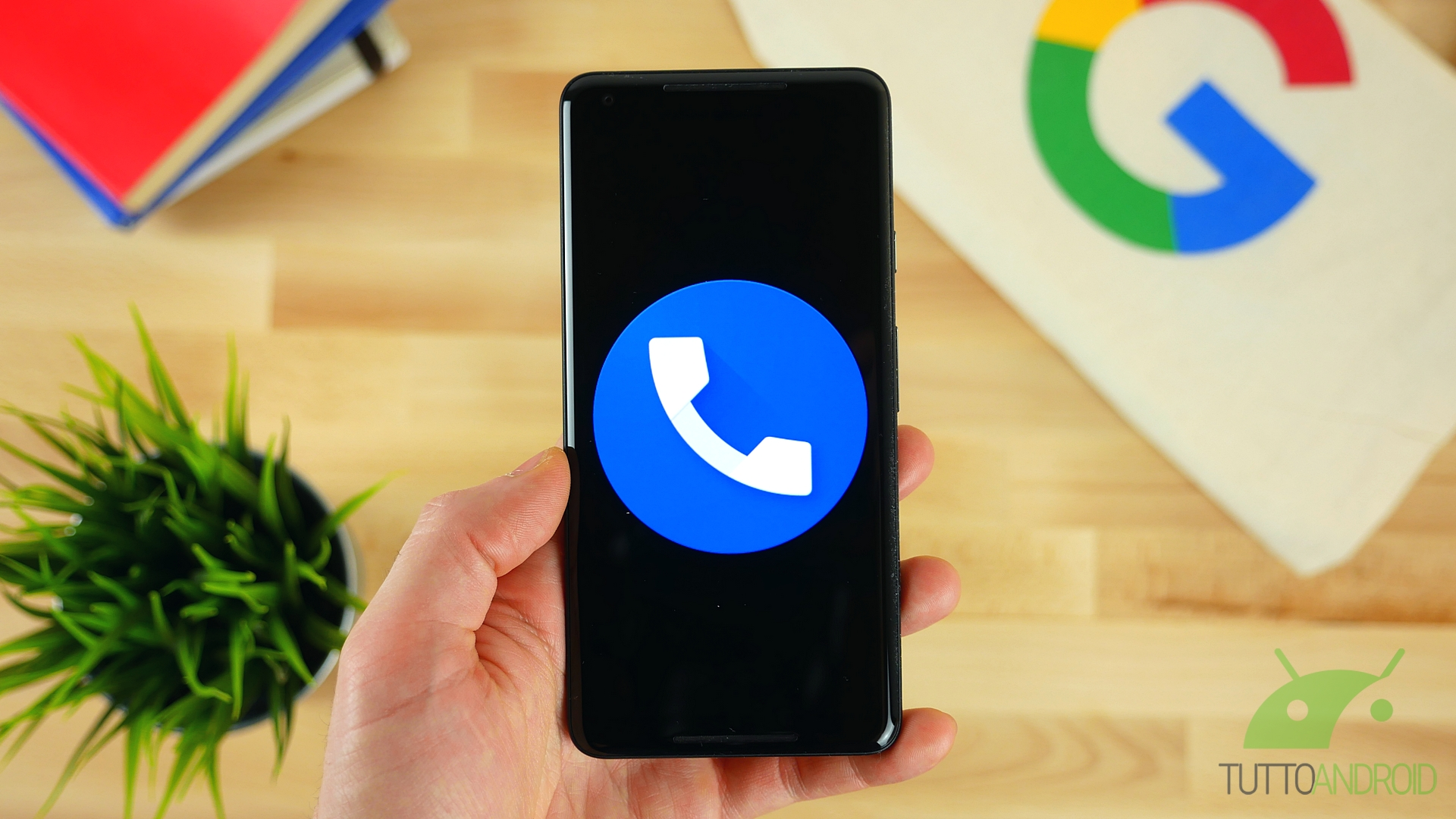 Ecco come funziona la registrazione delle chiamate su Google
