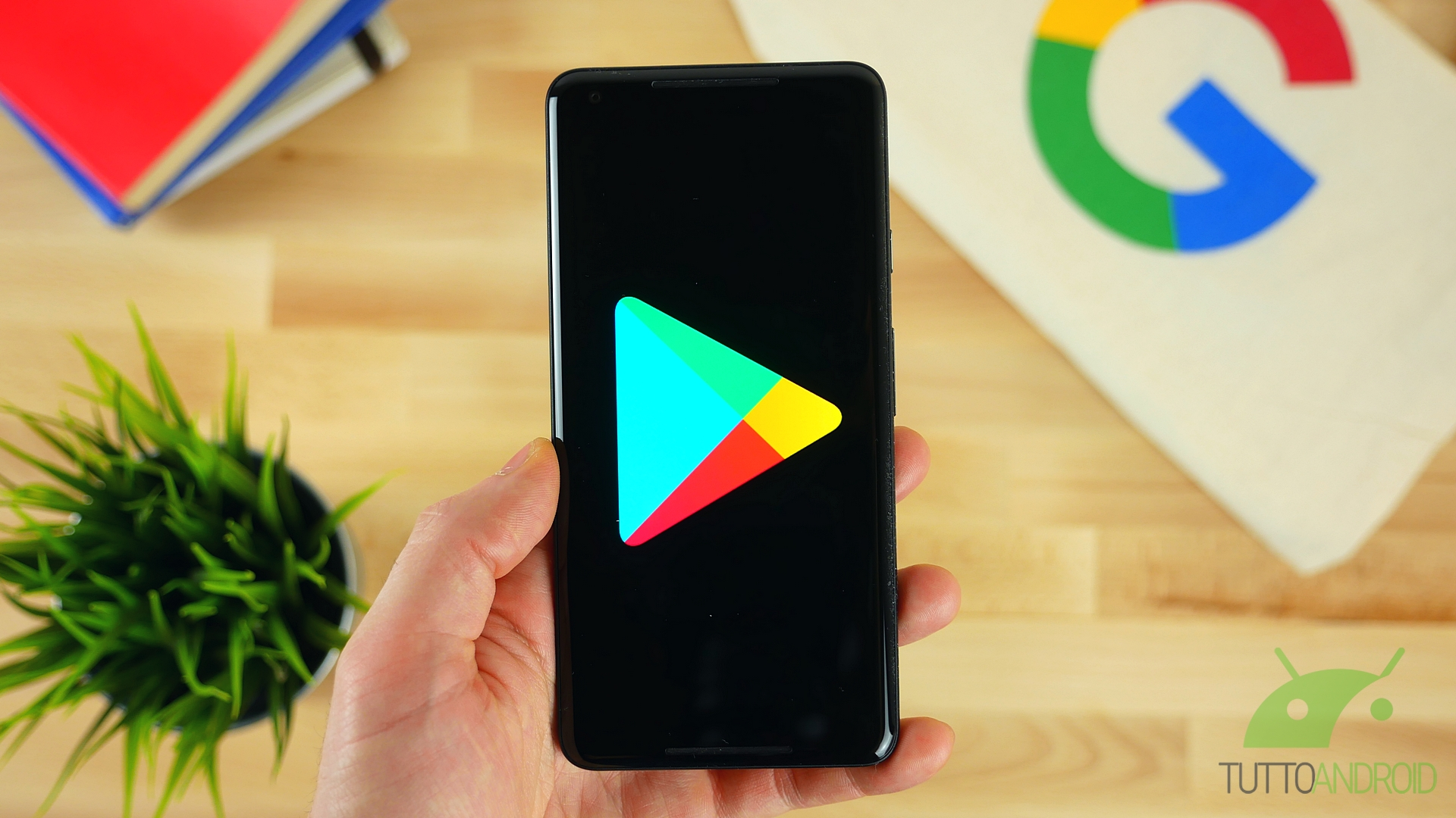 Google Play Store si rifà il look su Android TV con una nuov