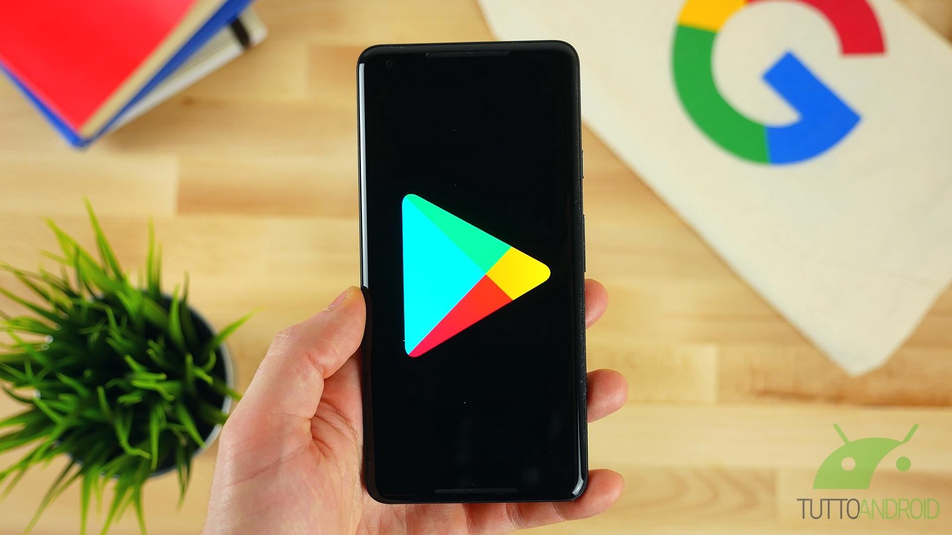 Google ha eliminato un'altra app dal Play Store, per filtrar