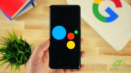 Google Assistant testa una nuova barra di navigazione e aggiunge nuove funzioni