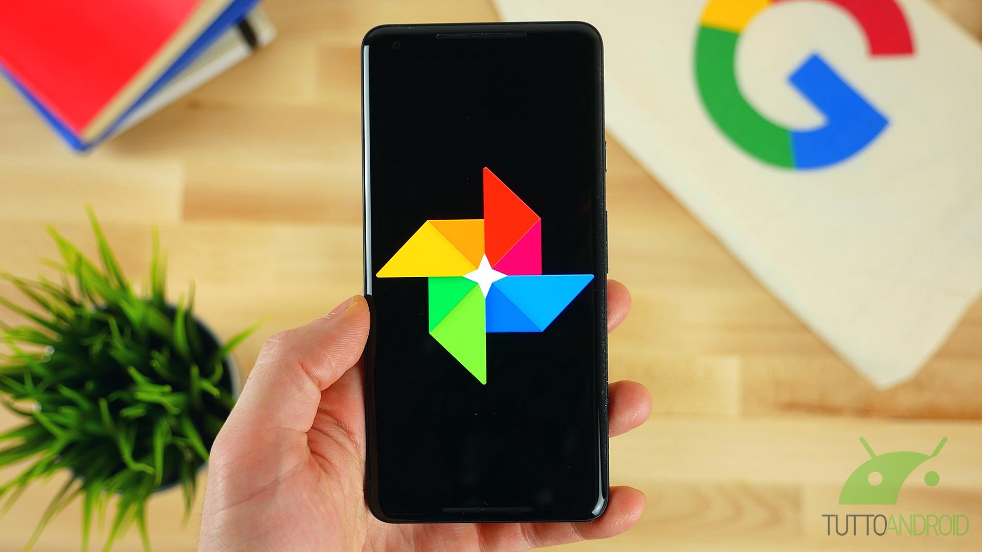 Google Takeout offre controlli più granulari per l'export da Google Foto