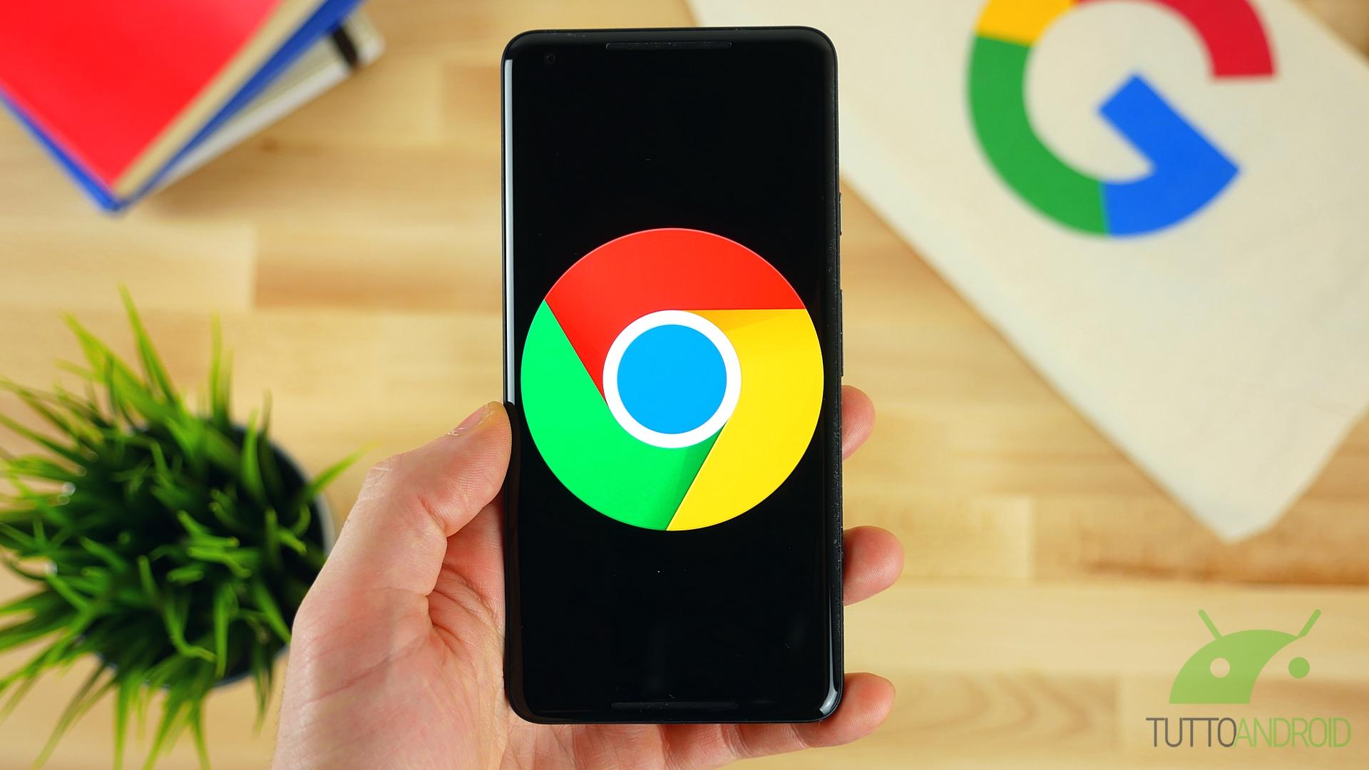 Su Google Chrome sta per arrivare una feature molto comoda
