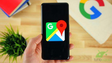 Google Maps mostra ora gli autovelox, con tanto di avvisi, m