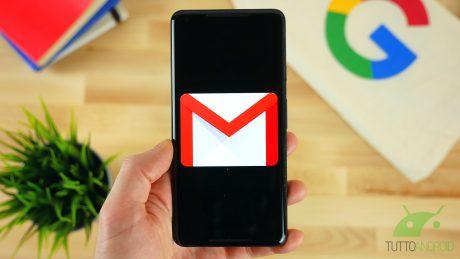 """La nuova app Gmail vi permette di impostare """"promemoria"""" per"""