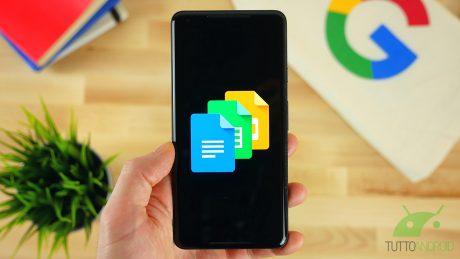 Google migliora la condivisione dei documenti tra utenti G S