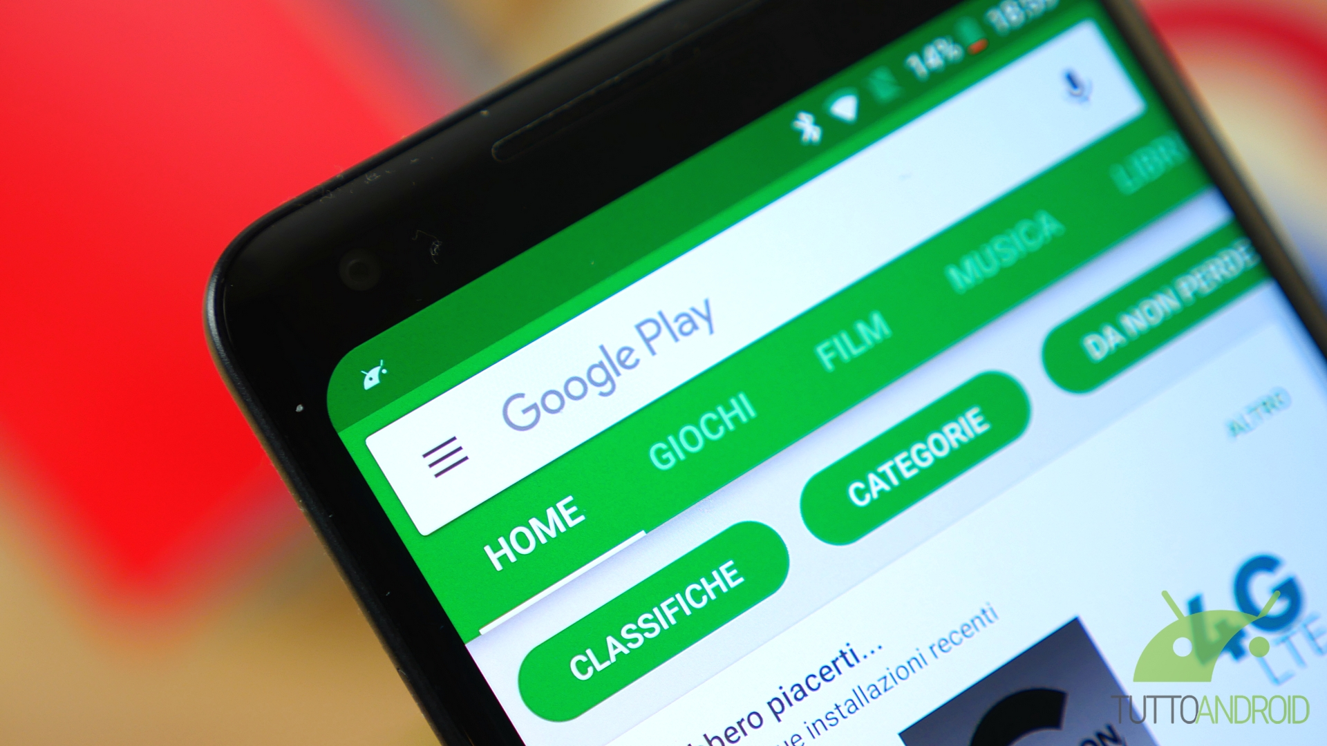 I download sequenziali sul Play Store di Google hanno le ore