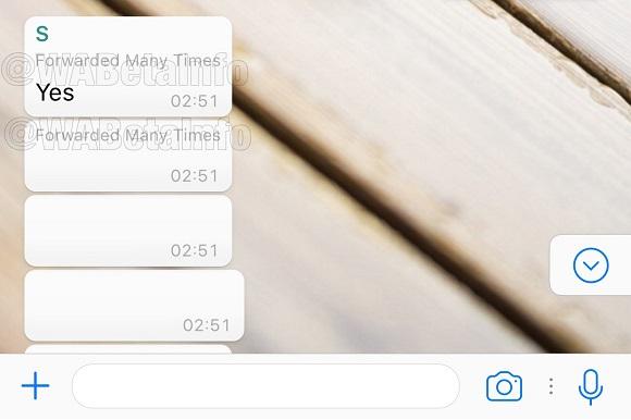 Yong Lin e WhatsApp a pagamento? No, fate girare