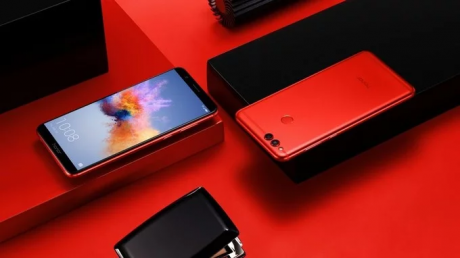 Honor 7X Red 1 1