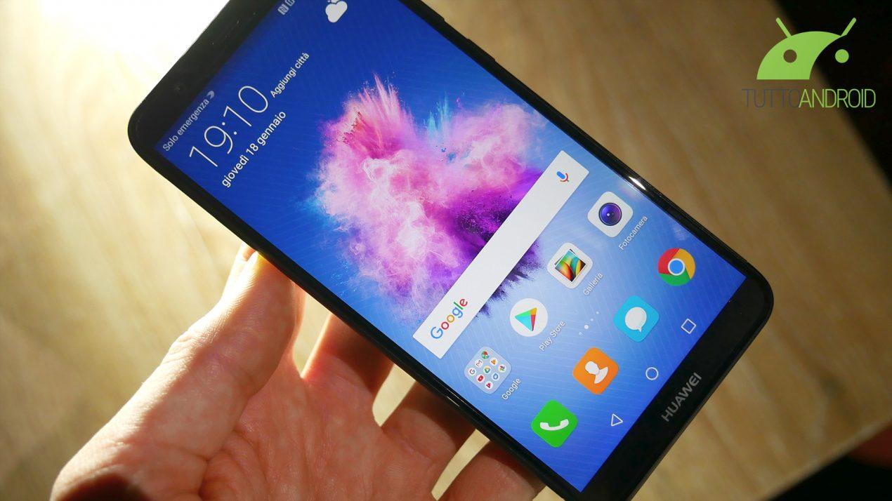 Huawei P Smart Un Mate 10 Lite Pi 249 Compatto Ed Economico