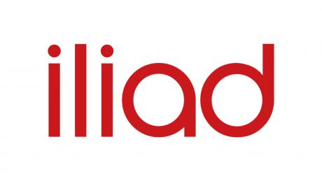 Iliad logo ita