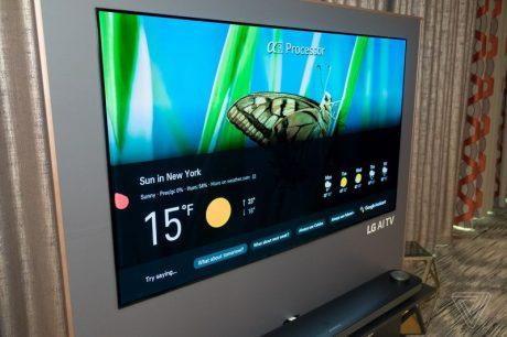 LG AI TV2